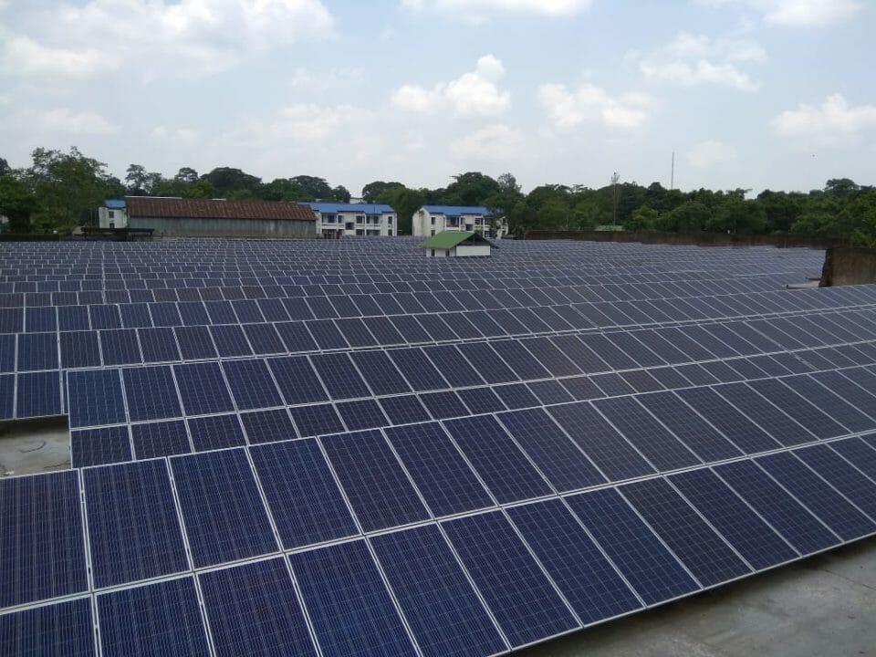 IOCL 1 MWp, Assam