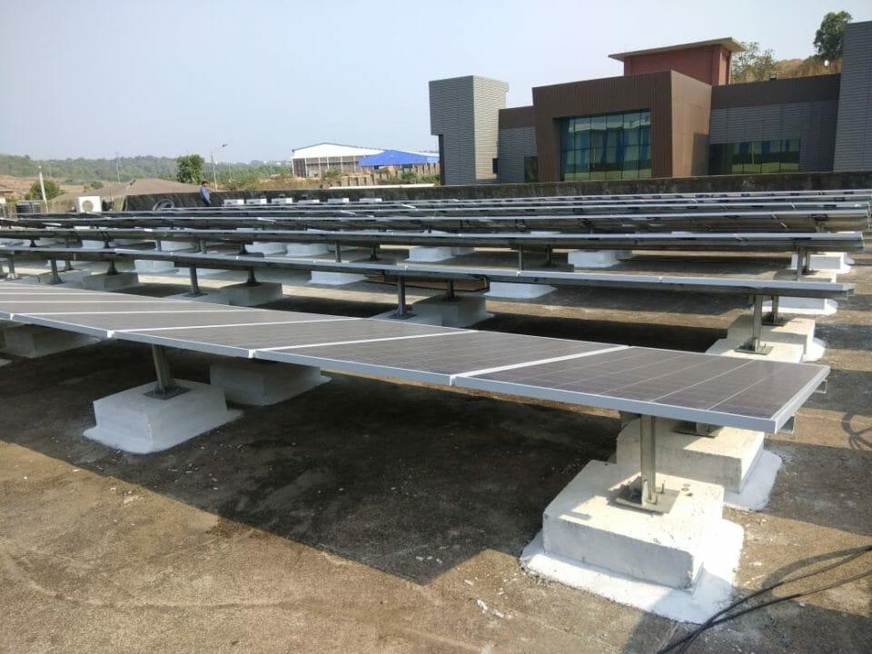 ONGC 500 KWp, Mangalore