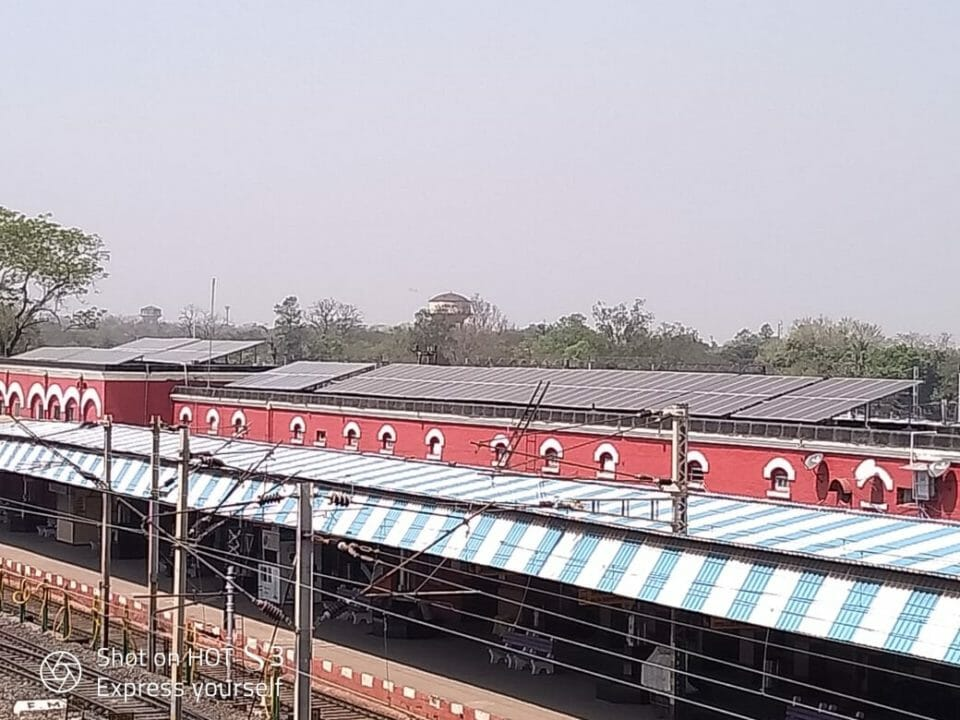 S.E railways 2 MWp, Bengal and Jharkhand